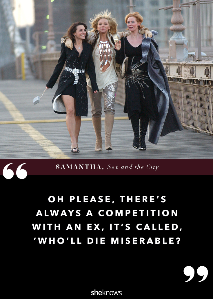 Sex and the city the movie qoutes