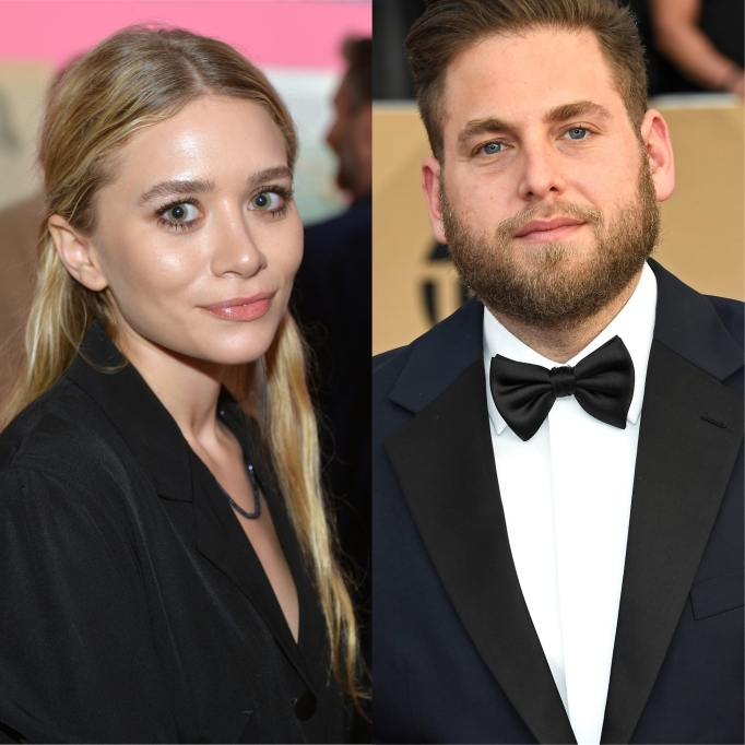 Ashley Olsen & Jonah Hill