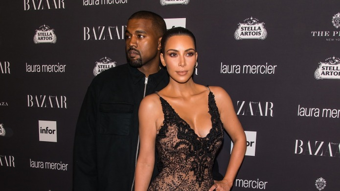 Kim Kardashian West Announces Baby Name