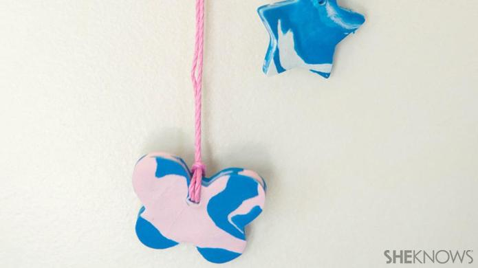 Easy polymer clay crafts for kids