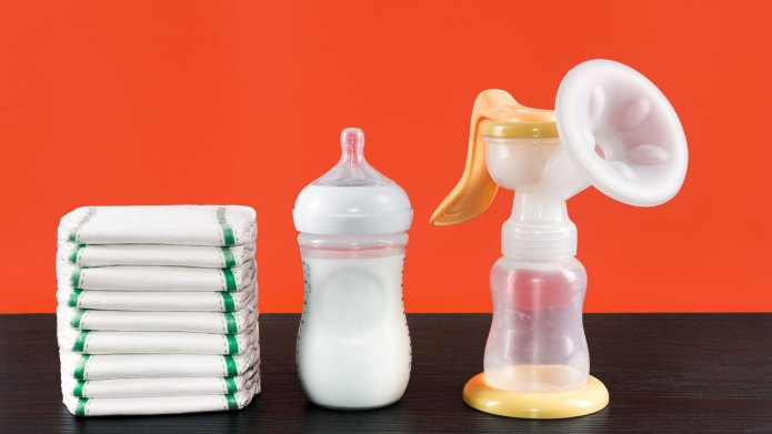These Must-Haves Make Breastfeeding (Almost) Easy