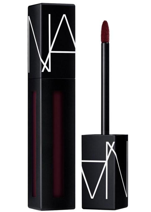 NARS's Powermatte Liquid Lipstick: Lip Pigment in Rock With You | 2017 Makeup trends