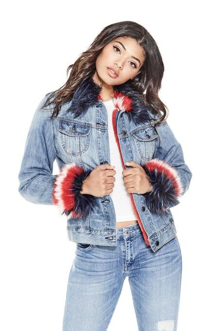 Cool Denim For Fall: Linda Jean Jacket | Fall Fashion 2017