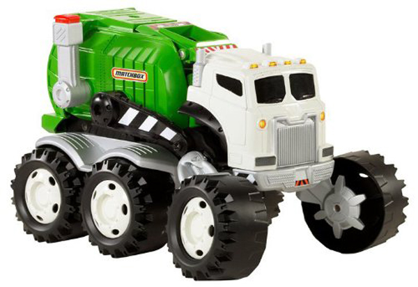 Moms' Most-Hated Holiday Gifts: Matchbox Stinky the Garbage Truck