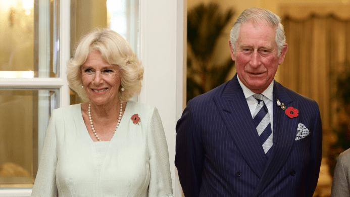 Prince Charles Gives Sweetheart Camilla Parker-Bowles
