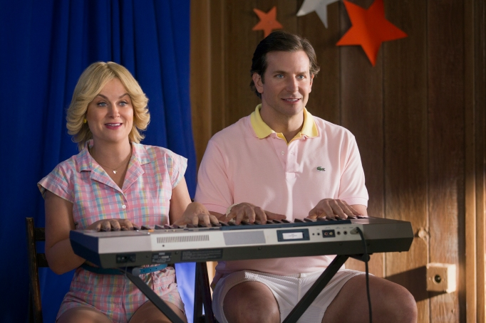 amy poehler and bradley cooper in wet hot american summer first day of camp