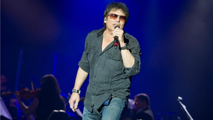 Jimi Jamison, the lead singer of