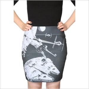 Mellenium falcon skirt