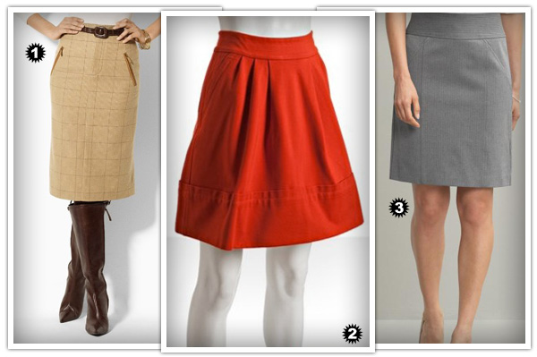 Skirts for pairs