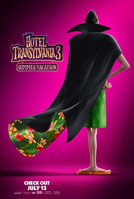 These Sequels & Trilogies Are Being Released in 2018: Hotel Transylvania 3