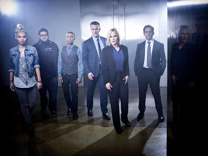 CSI: Cyber cast