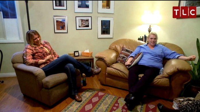 Sister Wives' Meri's in relationship counseling,