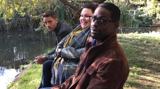 Justin Hartley, Chrissy Metz, Sterling K. Brown, 'This Is Us' Behind the Scenes