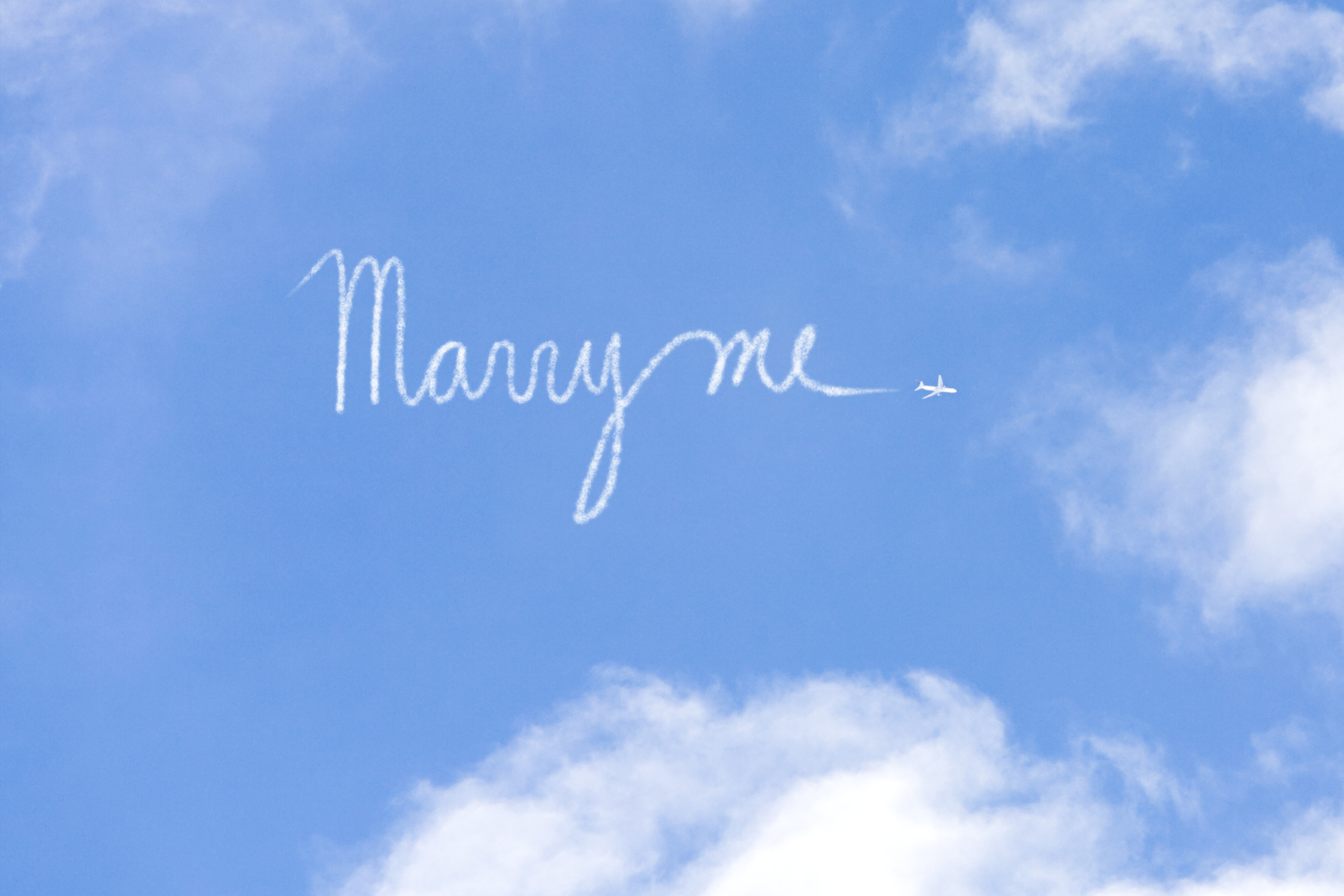skywriting proposal