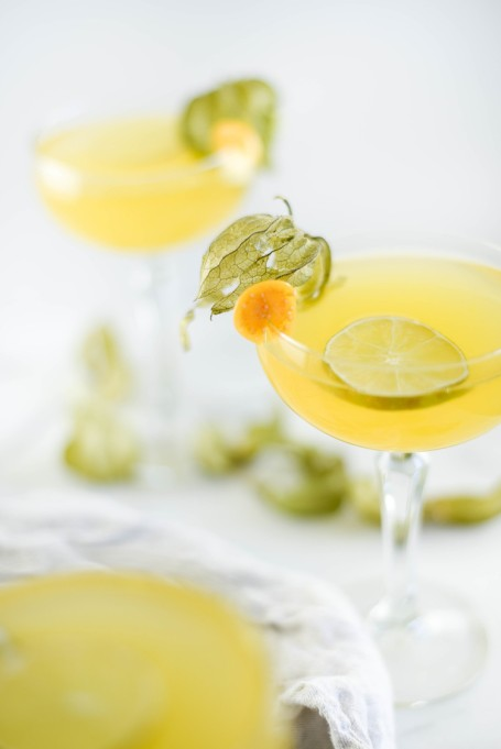 LaCroix Cocktails: Incan golden berries are the secret to this drink