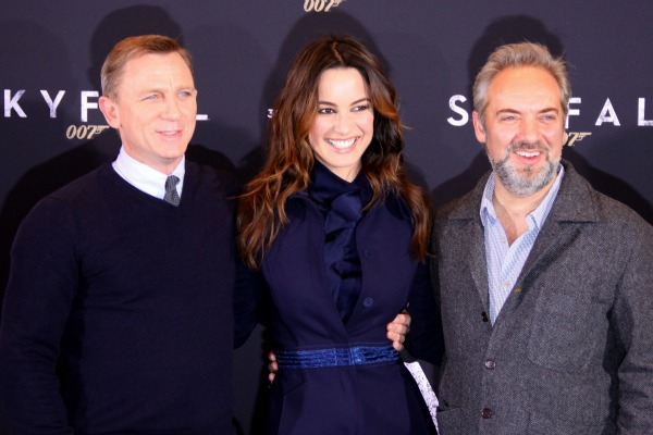 Daniel Craig is James Bond in Skyfall