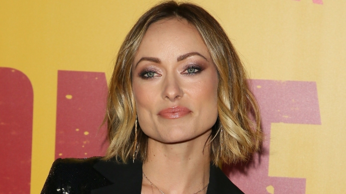 Olivia Wilde at premiere