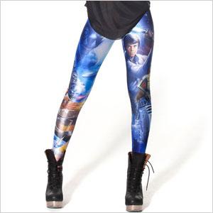 Skywalker montage leggings