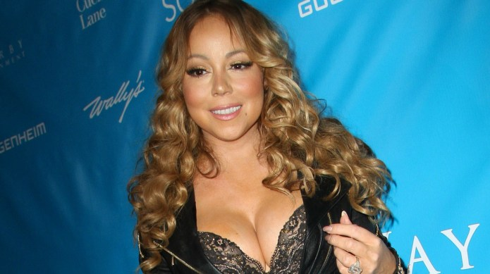 Mariah Carey's only eating two things
