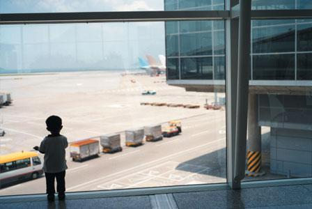 Finally! Trauma-free toddler holiday travel