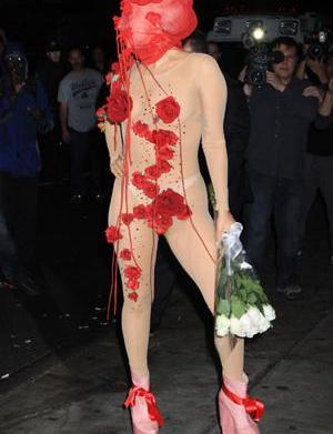 Friday's Fashion Fails: Lady Gaga and