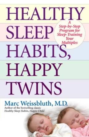 Healthy sleep habits for twins