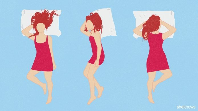 The Best & Worst Sleeping Positions