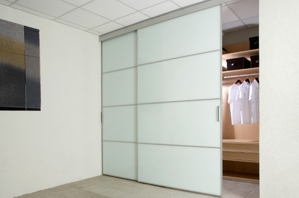 How To Hang Sliding Closet Doors