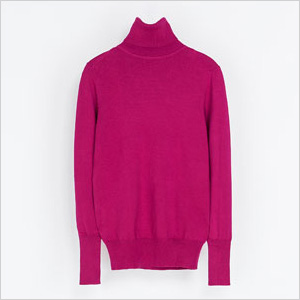Turtleneck Sweater (Zara, $17)