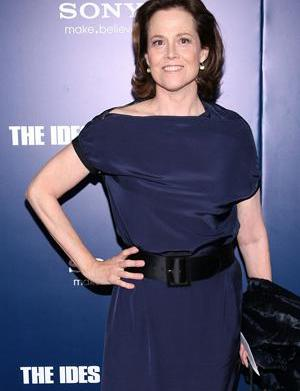 Sigourney Weaver is such a Political
