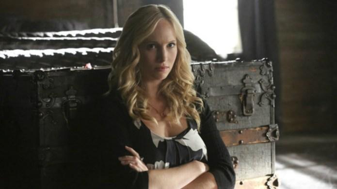 The Vampire Diaries' Caroline's fiancé revealed