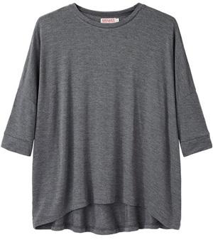 Slouchy shirt