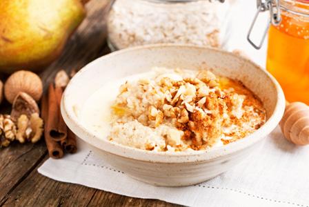 apricot oatmeal