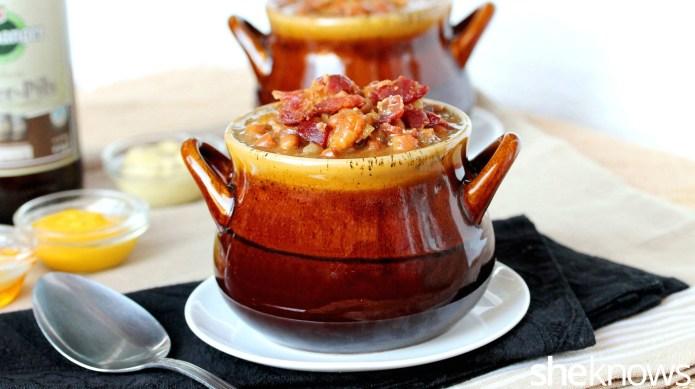 Slow Cooker Sunday: Honey-mustard baked beans