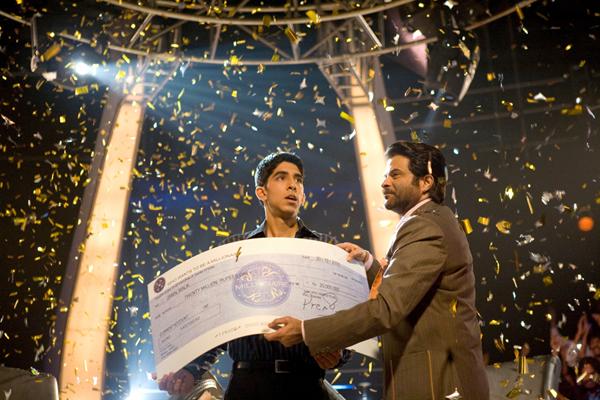 The winner takes it all in Slumdog Millionaire
