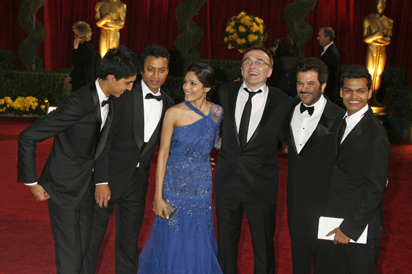 Slumdog Millionaire wins Oscar gold