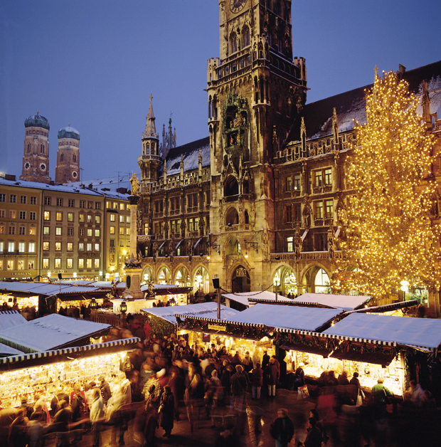 Picture-Perfect Winter Destinations: Munich, Germany