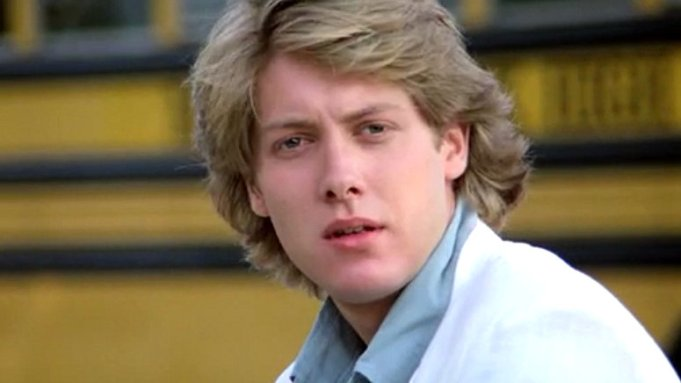 James Spader in Pretty in Pink