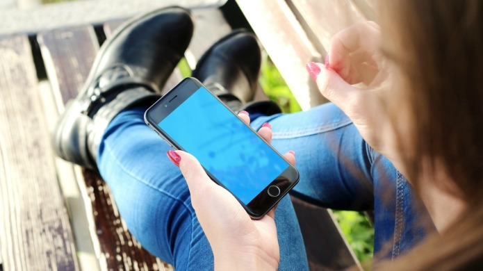 Step away from the smartphone: It