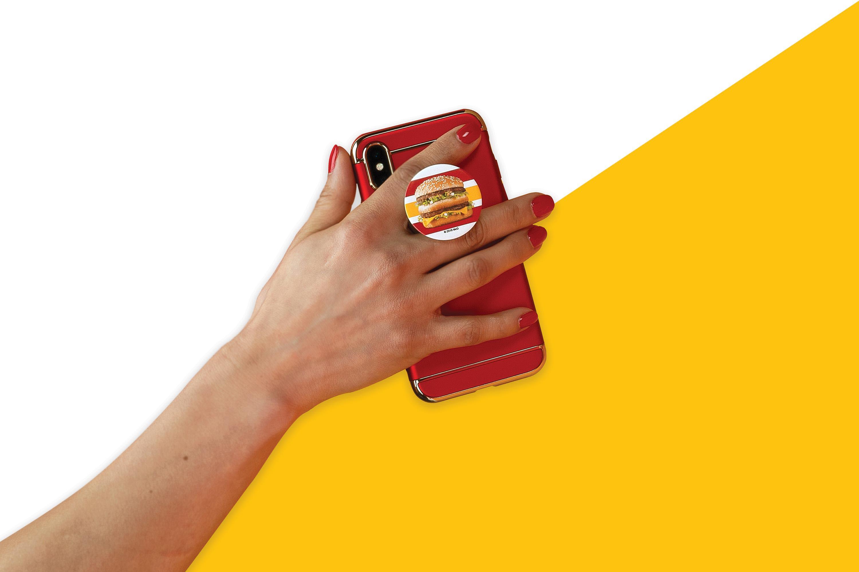 McDonald's Pop Socket