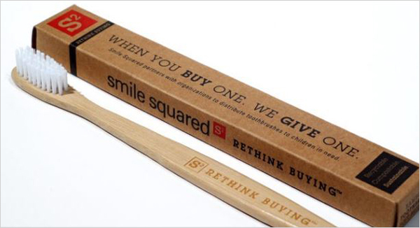 Smile Squared Toothbrushes