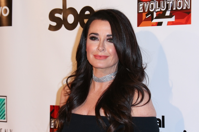 Celebrities who were robbed in 2017 | Kyle Richards