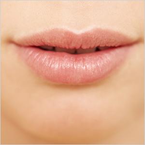 Scrub your lips