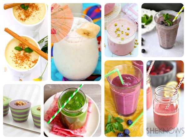 8 Smoothie recipes | SheKnows.com