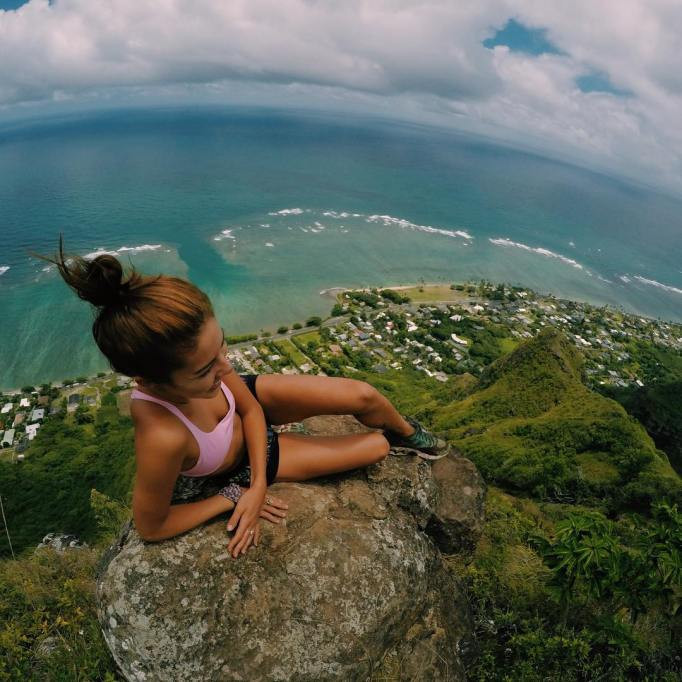 Beautiful Adventure Destinations: Hike the Pu'u Manamana Trail in Oahu