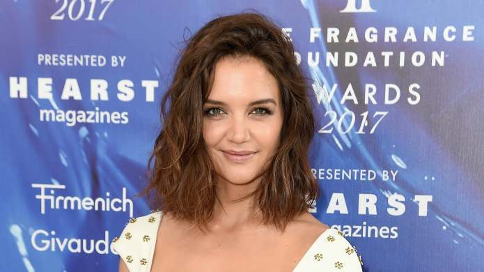 Katie Holmes Will Give Up Hollywood