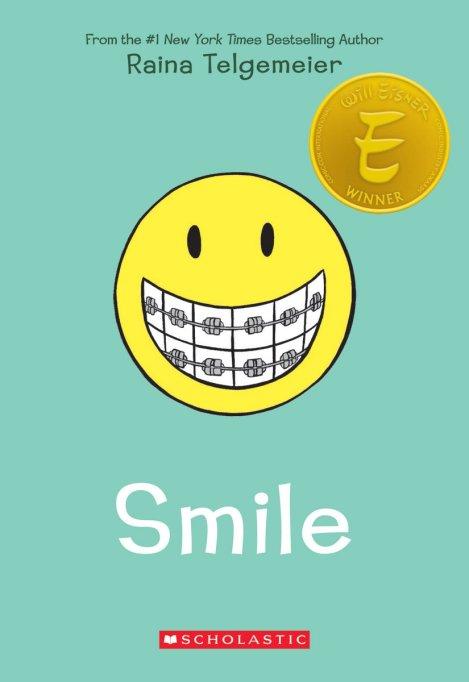 Books for girls: Smile