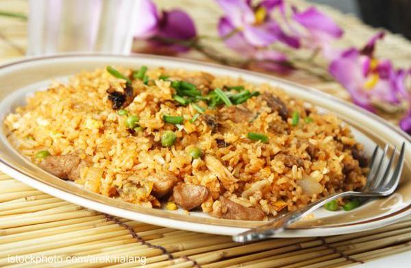 Tonight's Dinner: Fried Rice