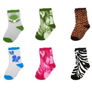 Snappy socks