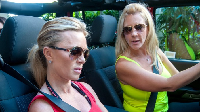 Tamra Judge & Vicki Gunvalson are